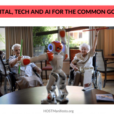 Digital, Tech and AI for the Common Good