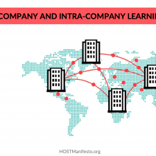 In-Company and Intra-Company Learning