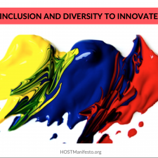Inclusion and Diversity is Innovation