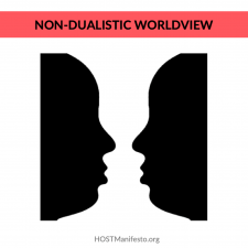 Non-dualistic Worldview